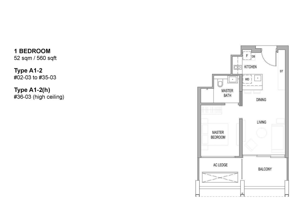 Riviere Singapore - Floor Plan